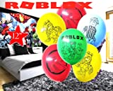 12pc ROBLOX Birthday Party Latex Balloons balloon