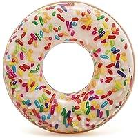 """Intex 56263 Luftmatratze Schwimmreifen aufblasbar """"Sprinkle Donut"""" 114 cm"""