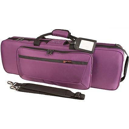 Protec PS144TLPR - Estuche para violín, color violeta ...