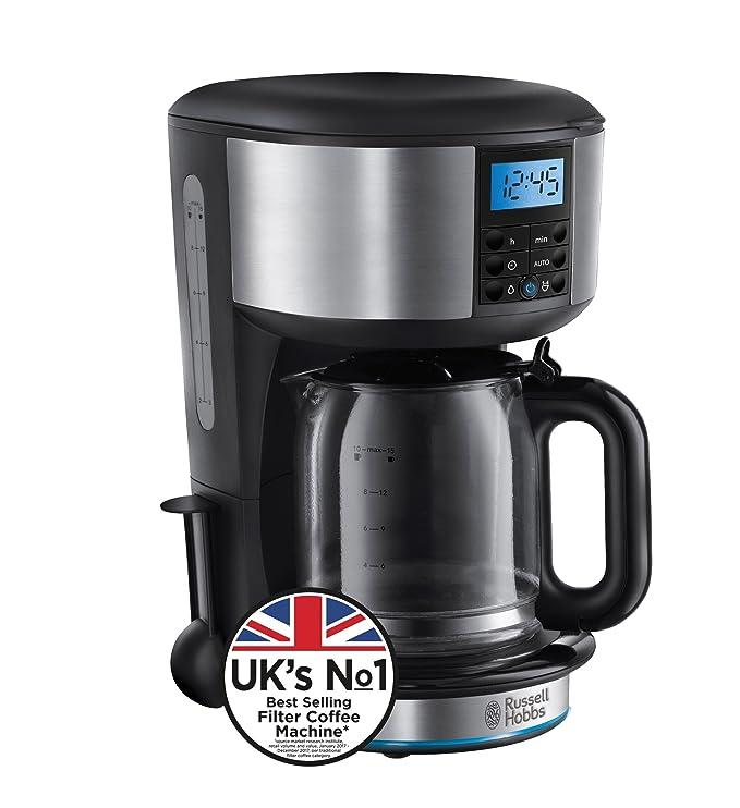 Russell Hobbs 20680 Buckingham Filter Coffee Machine 125 Litre