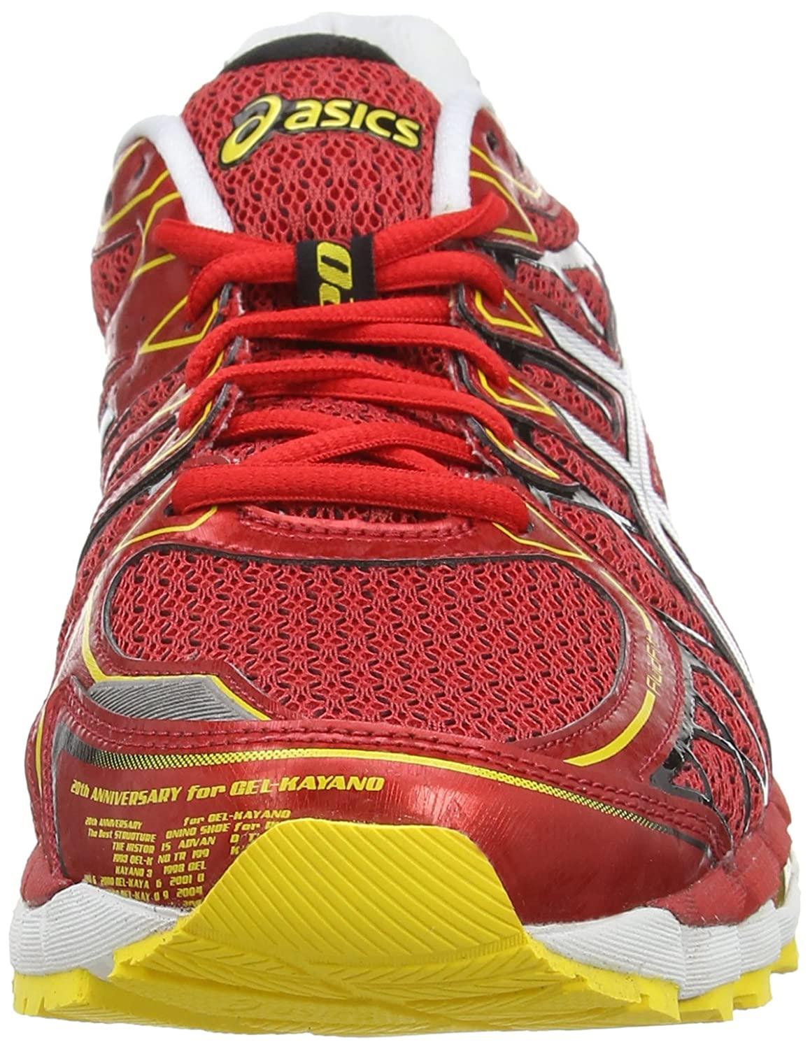 buy online 0a9ff f6045 ASICS GEL-KAYANO 20 Running Shoes - 13  Amazon.co.uk  Shoes   Bags