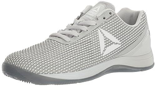 Reebokreebok Crossfit Nano 7.0 - Reebok Crossfit Nano 7.0 para Mujer, Blanco (Negro, Blanco, Gris (White/Skull Grey/Black)), 38.5: Amazon.es: Zapatos y ...