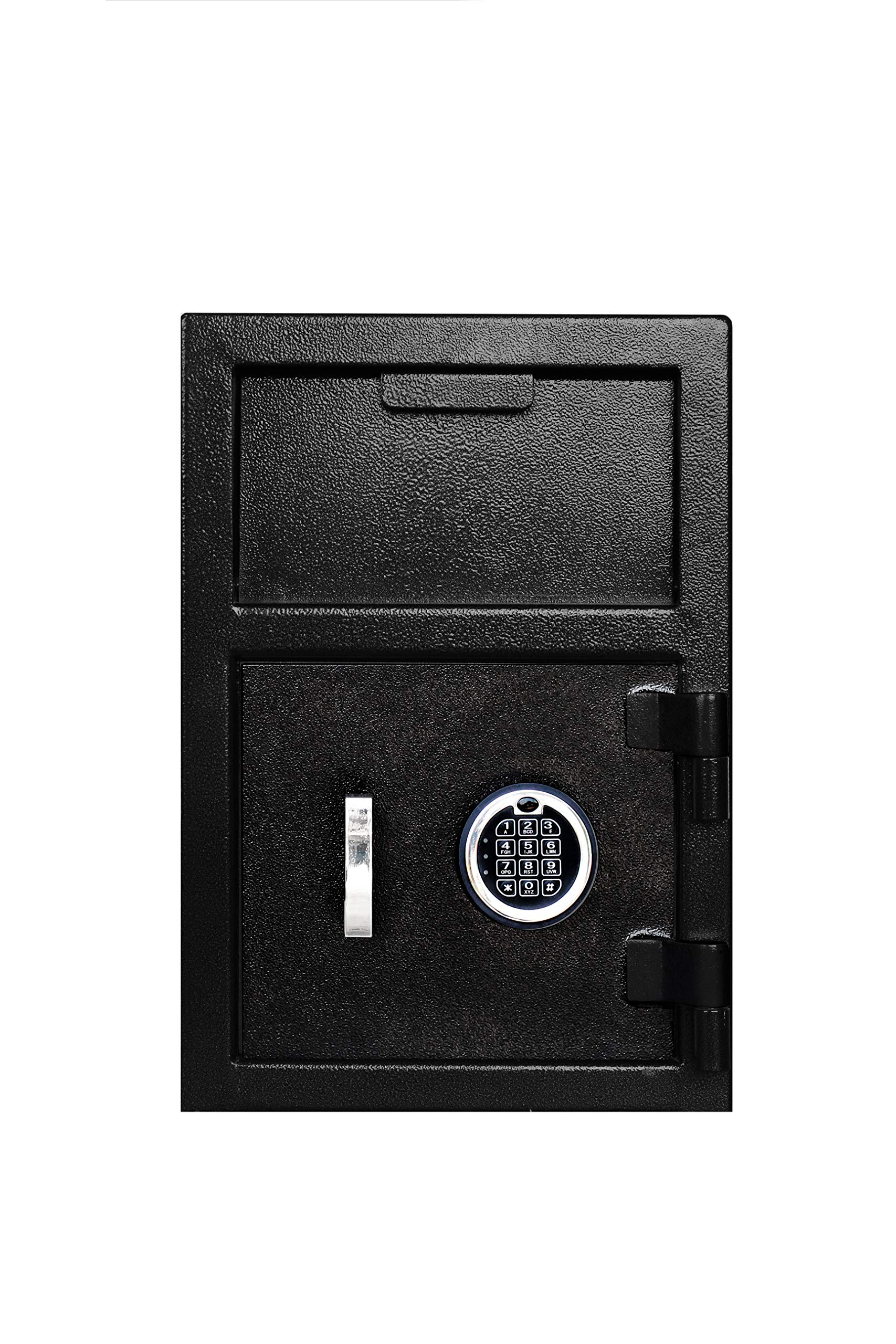 Templeton Standard Depository Safe - Electronic Keypad Combination & Key Backup by Templeton