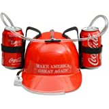 Donald Trump - Make America Great Again - Drinking Hat by Squirrel Products