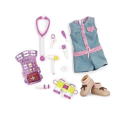 Nancy - Pack de ropita de Exploradora (Famosa 700013512): Juguetes y juegos
