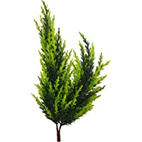 Thefancymart Artificial Bonsai Green Tree Plant 24 cms / 9.5 inchs-1489
