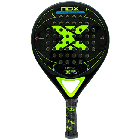 Pala pádel Nox Ultimate Carbon Pro 2 Yellow: Amazon.es ...