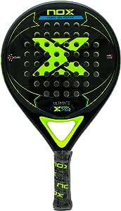 NOX Pala pádel Ultimate Carbon Pro 2 Yellow: Amazon.es: Deportes y ...