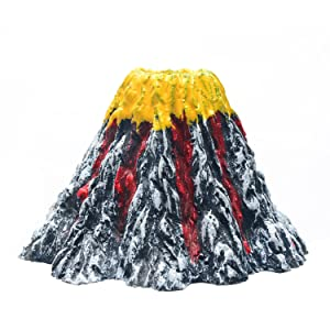 Volcano ornament bubbler kit