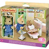Sylvanian Families 5095 Country Dentist Set,Playset