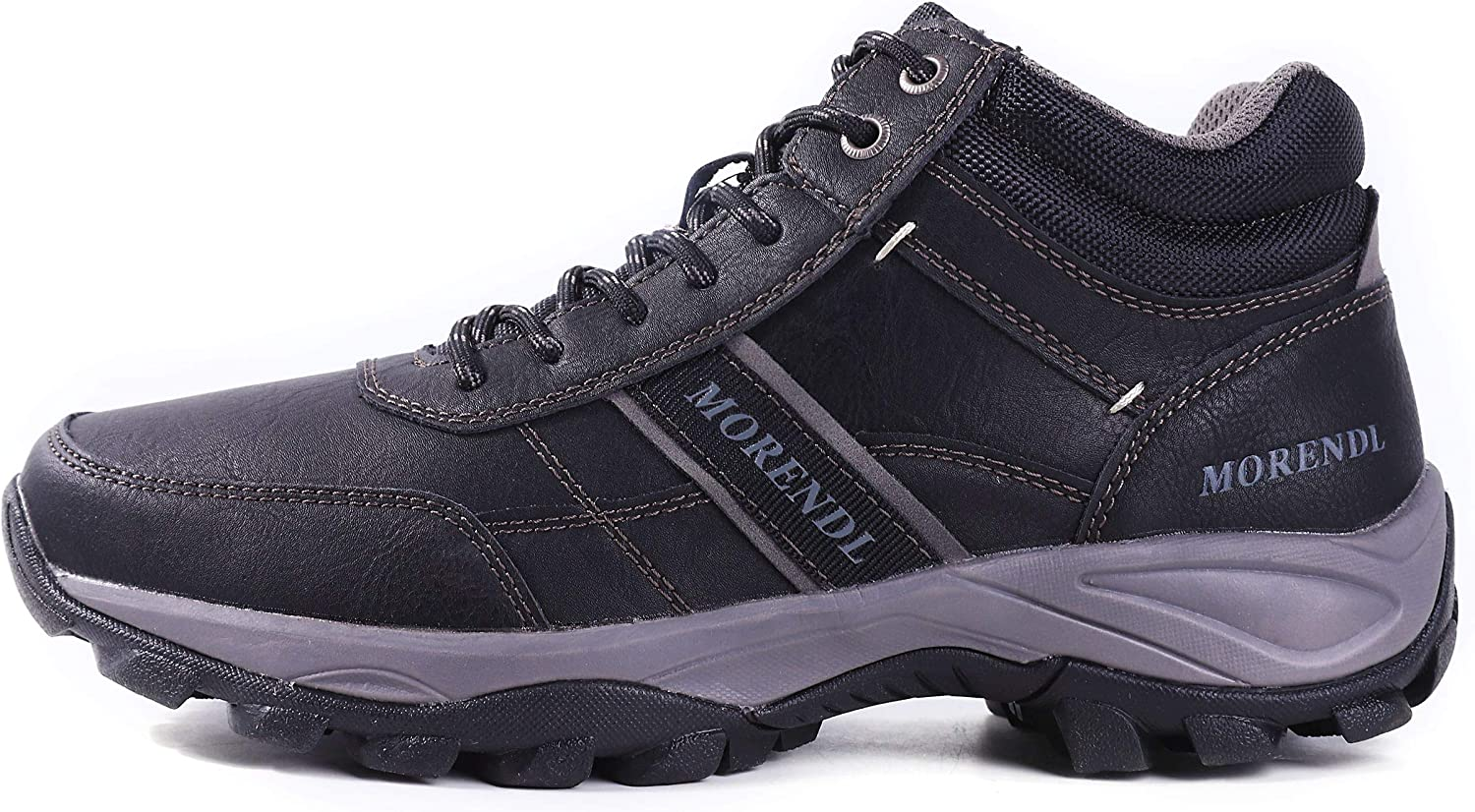 MORENDL Men /'s Outdoor Hiking Trekking Climbing Lightweight Casual Walking Anti Slip Sports Footwear