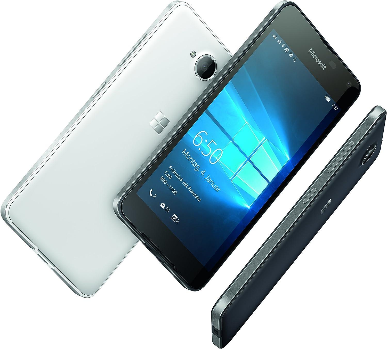 Microsoft Lumia 650 16GB 4G Color Negro: Amazon.es: Electrónica