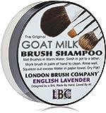 London Brush Company Pure Goat Milk solide Brosse Shampooing