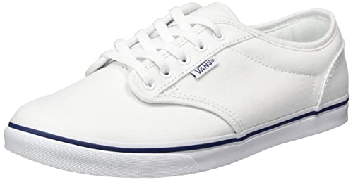 55cc6df879 Vans Women s s Atwood Low Trainers  Amazon.co.uk  Shoes   Bags