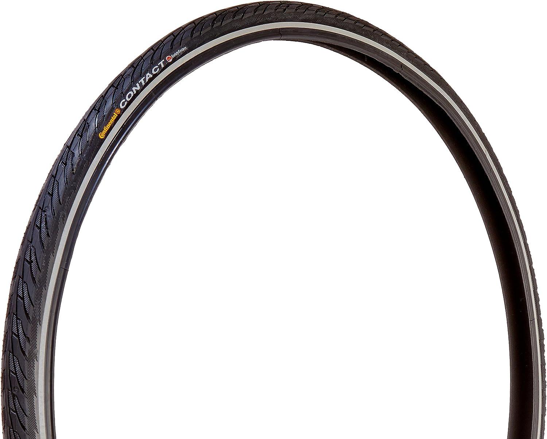 New 2018 Continental Top Contact II Black//Reflex 700 x 35 bike Tire