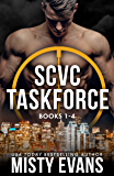 SCVC Taskforce Box Set, Books 1-4 (SCVC Taskforce Romantic Suspense Series)