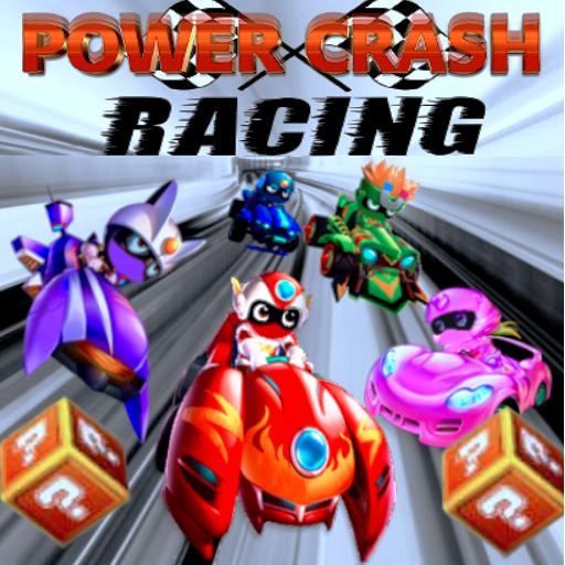 Power Crash Racing : Bandicoot Rangers Team ()
