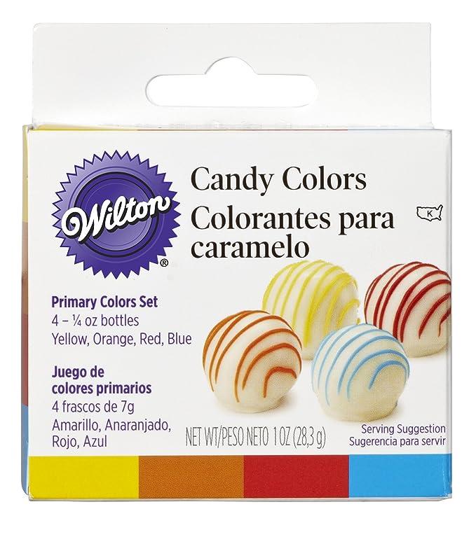 Wilton, Colorante alimentario - 28 gr.: Amazon.es: Alimentación y ...