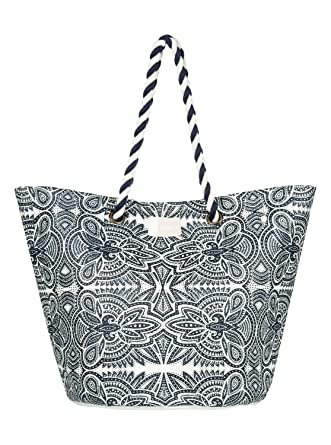 Roxy Sunseeker - Bolsa de Playa de Paja para Mujer ERJBT03084