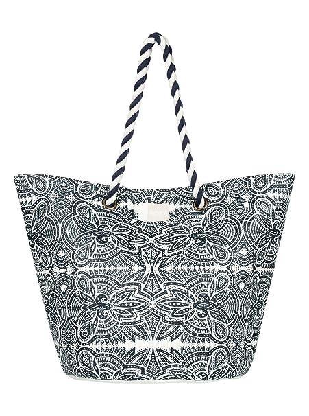cabf94c940249 Roxy Sunseeker - Bolsa de Playa de Paja para Mujer ERJBT03084  Roxy   Amazon.es  Deportes y aire libre
