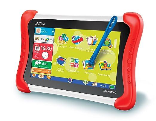 179 opinioni per Clementoni 13693- Il Mio Primo Clempad 4.4 Tablet Educativo [Versione 2014]