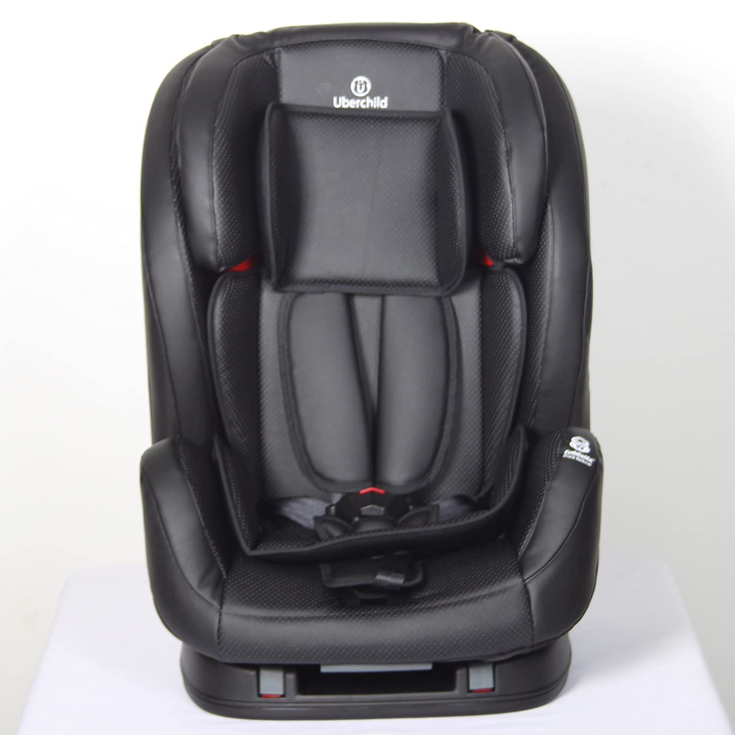 Uberchild Group 123 Isofix Car Seat Black