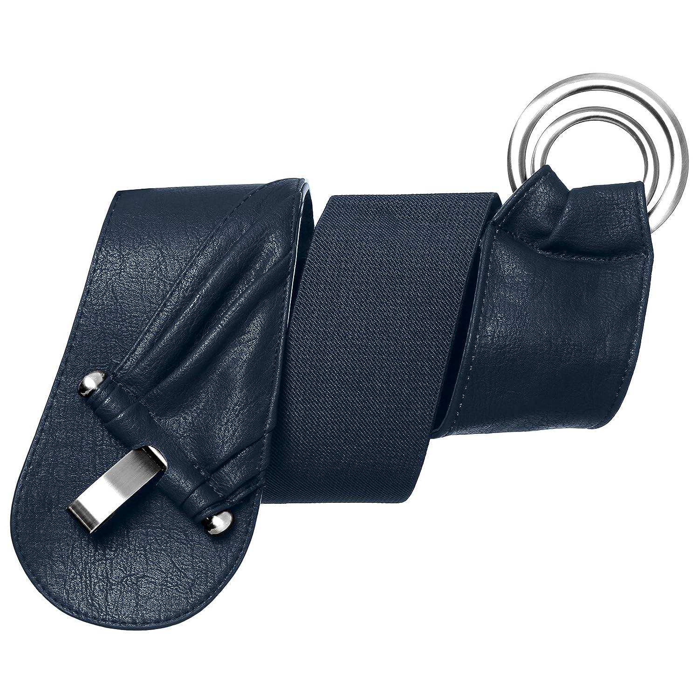 CASPAR GU246 Donna Cintura Elastica