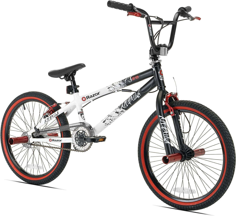 Razor Nebulosa BMX/Freestyle Bicicleta, 50,8 cm: Amazon.es ...
