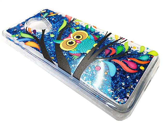 Amazon com: FastSun Alcatel TCL LX A502DL Case, Glitter