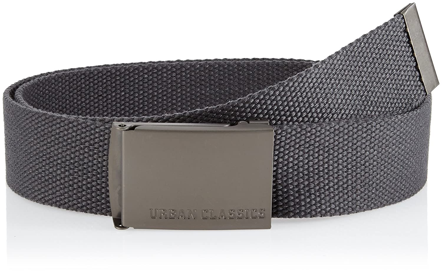Canvas Belts charcoal one size