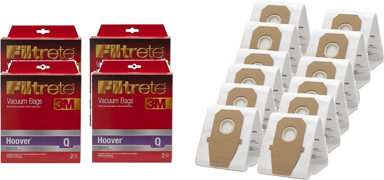 3M Filtrete Windsor Versamatic Micro Allergen Pkg Vacuum Bag