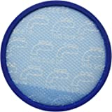 Hoover 304087001 WindTunnel Max Mult-Cyclonic Bagless Upright Washable Primary Blue Sponge Filter - 2 Genuine Hoover…
