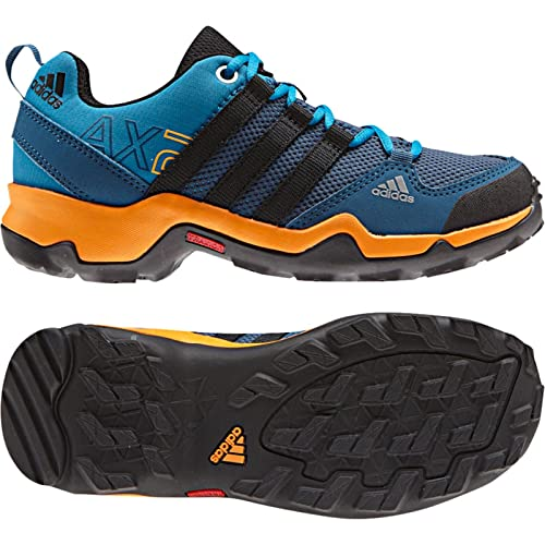 Pericia Oscurecer Interactuar  Adidas Sport Performance Kid's AX 2 K Sneakers, Blue, 3.5 M Big Kid: Buy  Online at Low Prices in India - Amazon.in