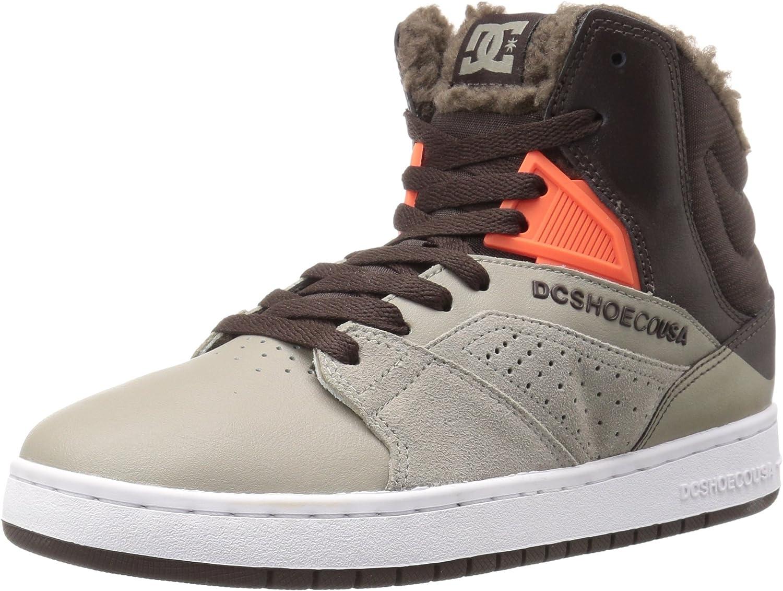 DC Men's Seneca High WNT Skate Shoe: Shoes