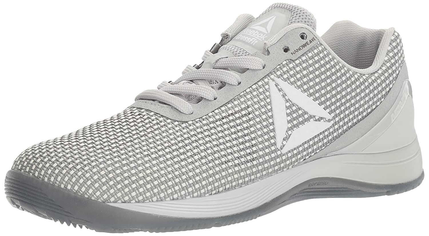 Reebok Women's Crossfit Nano 7.0 Track Shoe B01HH1Z220 9.5 B(M) US|White/Skull Grey/Black