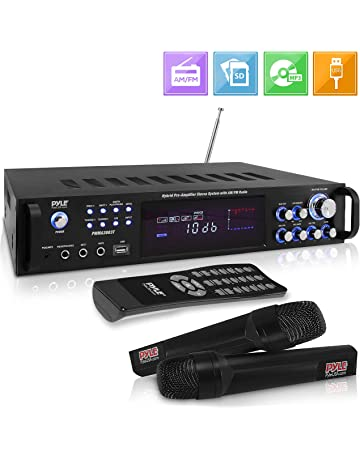 Preamplificadores para equipos de audio y Hi-Fi | Amazon.es