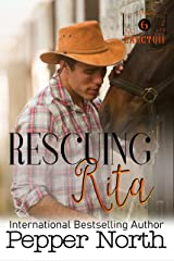 Rescuing Rita: A SANCTUM Novel Kindle Edition