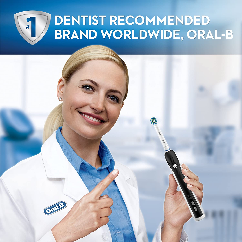 Oral-B Black Pro 1000 Electric Toothbrush