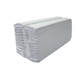 Sistema higiene blanco 1Ply C Fold toallas de mano papel de color 3744 per caso