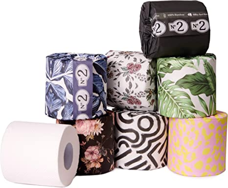 No. 2 Bamboo Toilet Paper