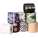 No. 2 - Bamboo Toilet Paper, Septic Safe, Strong, and Silky 3-Ply Bathroom Tissue, 24 Tree- Free Rolls per Carton, Individual