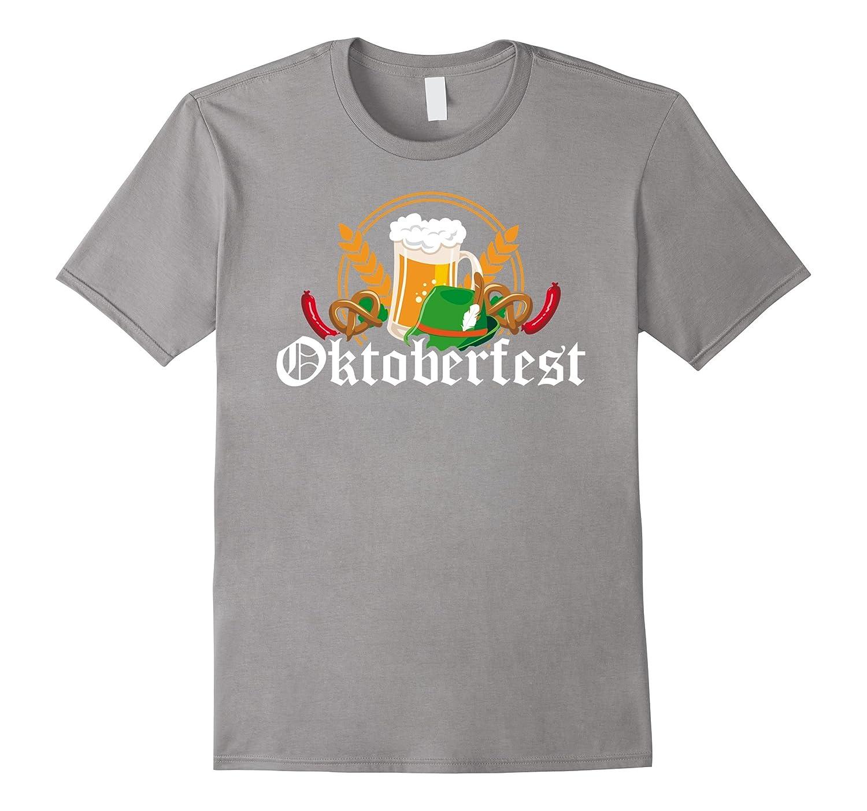 Oktoberfest T-Shirt | Beer Festival in Germany Gift-T-Shirt
