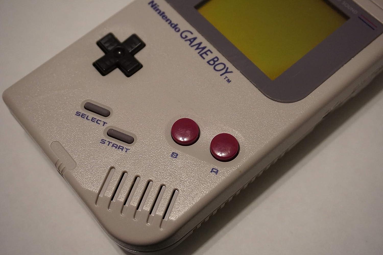 Amazon com: Nintendo Game Boy - Original (Gray): Unknown: Video Games
