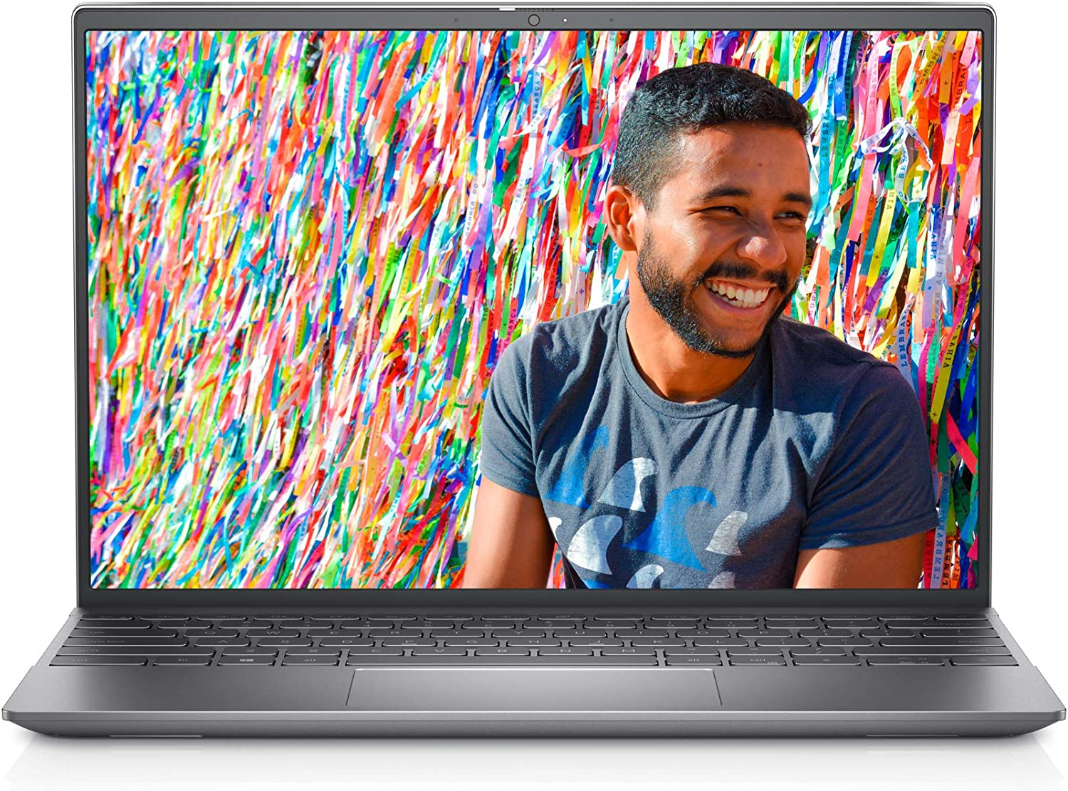 Dell Inspiron 13 5310, 13.3 Inch QHD (Quad High Definition) Non-Touch Laptop - Intel Core i7-11370H, 16GB DDR4 RAM, 512GB SSD, NVIDIA GeForce MX450 with 2GB GDDR6, Platinum Silver (Latest Model)