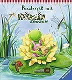 Puzzlespaß mit Fridolin Frosch