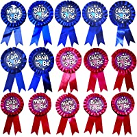 Party Propz Badge for Baby Shower - Set of 15 Pieces