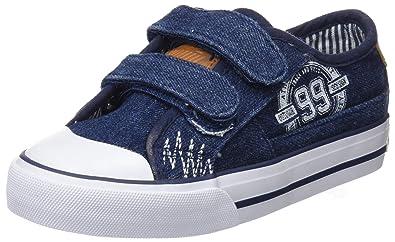 febcdfeaa357d8 Beppi Jungen Canvas Shoe Fitnessschuhe