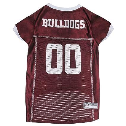 c727c3858 Amazon.com  NCAA MISSISSIPPI STATE BULLDOGS DOG Jersey