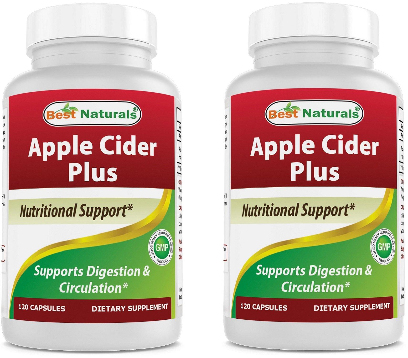 Best Naturals Apple Cider Plus