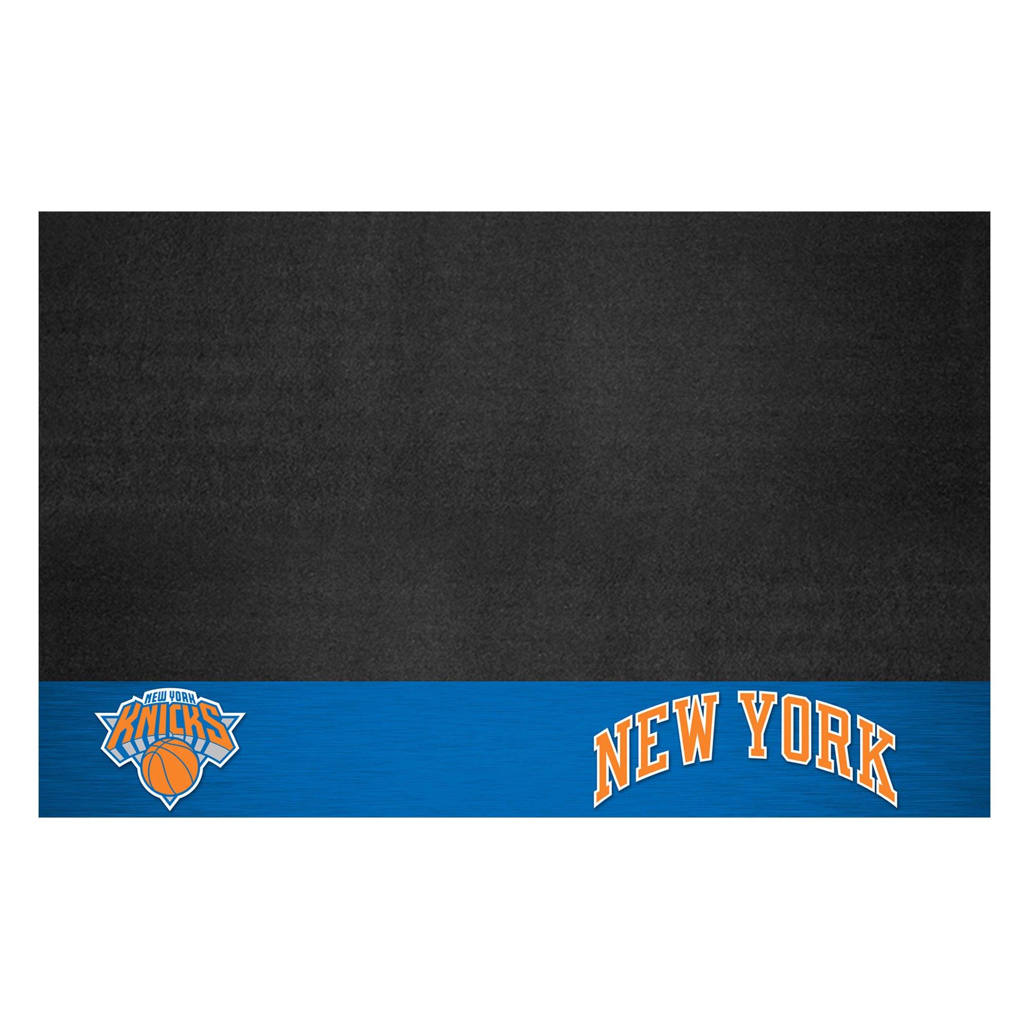 FANMATS 14214 NBA New York Knicks Grill Mat